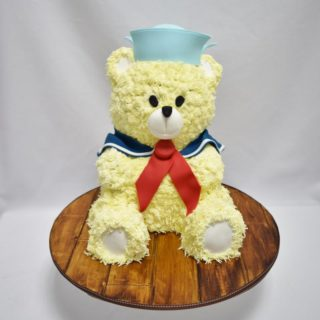Sailor Teddy cake